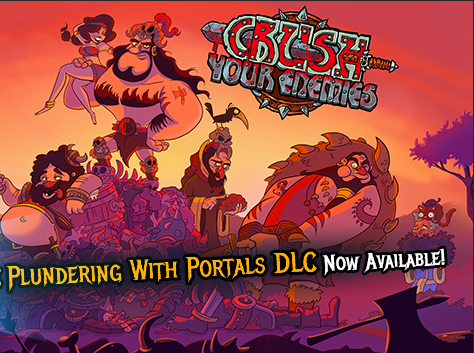 Crush Your Enemies : Plundering with Portals
