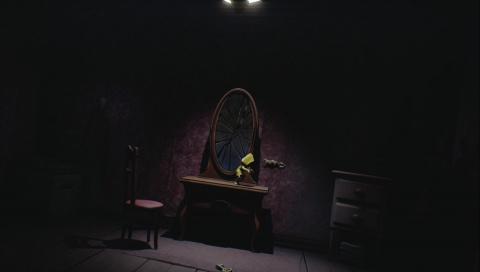Chapitre 5 - La chambre de la femme