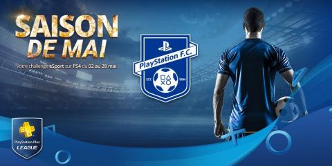 PS+ League : La saison de mai est lancée !
