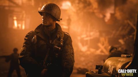 Jaquette de Call of Duty : WWII - De l'inspiration à la réalisation