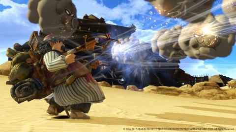 Dragon Quest Heroes II date ses mises à jour gratuites