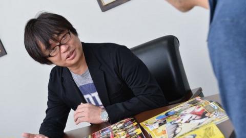 Jaquette de Persona : Le réalisateur remercie les fans et quitte la série