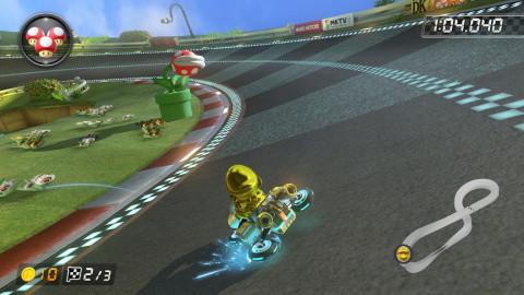 Circuit Mario