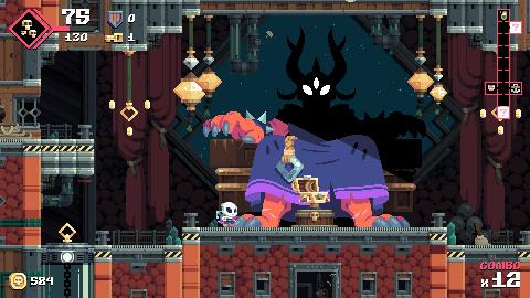 Flinthook : Faut-il mettre le grappin sur ce Rogue-like en pixel art ?