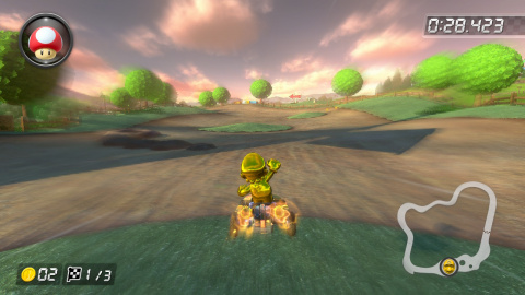 Wii Prairie Meuh Meuh