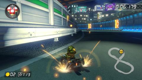 N64 Autoroute Toad