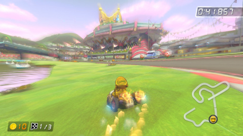 N64 Autodrome royal
