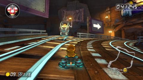 Wii Mine Wario
