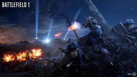Battlefield 1 : Une nouvelle map disponible le mois prochain