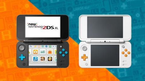 Jaquette de New 2DS XL : Nos premières impressions sur la nouvelle console de Nintendo