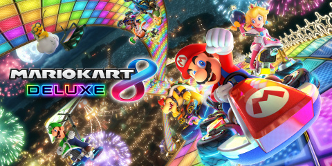 Jaquette de Mario Kart 8 : obtenir des pièces rapidement, les méthodes faciles ultimes