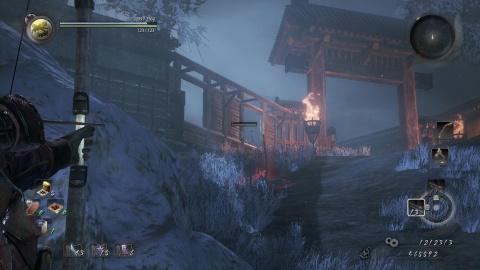 Le château du dragon borgne