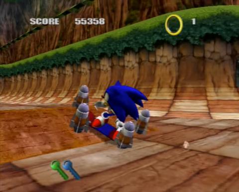 Sonic : L'histoire du jeu de skateboard annulé enfin expliquée