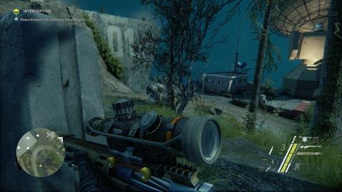 Mission 4 : Interception