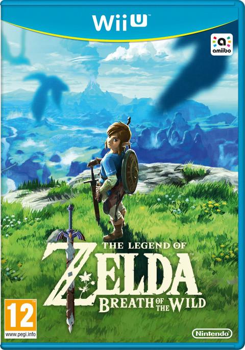 The Legend of Zelda : Breath of the Wild sur WiiU