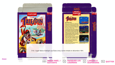 Disney Afternoon Collection : une compilation qui tient ses promesses