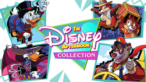 Jaquette de Disney Afternoon Collection : une compilation qui tient ses promesses