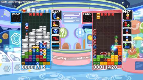 Puyo Puyo Tetris : L'association au top de deux classiques du puzzle !