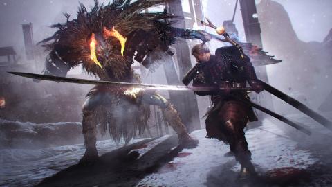 Jaquette de Nioh - Le Dragon du Nord, un premier DLC incisif ? sur PS4