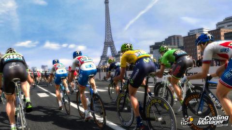 Jaquette de Tour de France / Pro Cycling Manager 2017 : Petite boucle en images