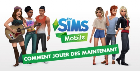Jaquette de Les Sims Mobile : comment y jouer gratuitement dès maintenant sur Android et sur PC