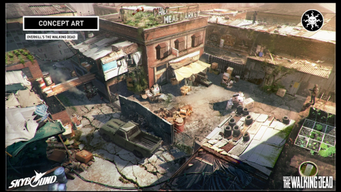 [MàJ] Overkill's The Walking Dead : Skybound Entertainment sonne le glas du jeu