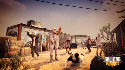 Arizona Sunshine arrivera en juin sur PS4