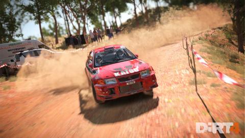 Jaquette de DiRT 4 : Des champions de rallye expliquent comment dompter la route