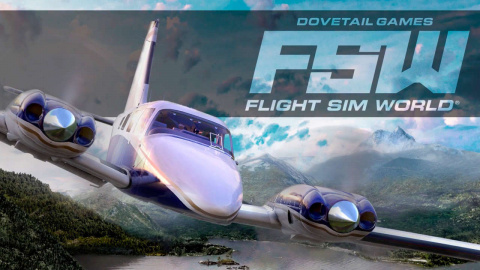 Jaquette de Flight Sim World fait le point sur son early access