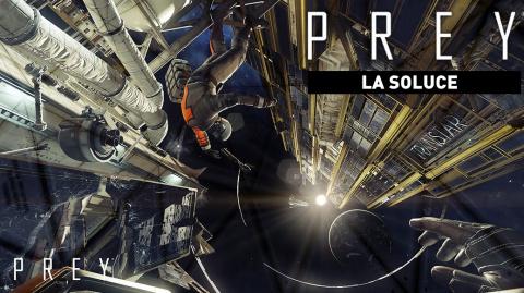 Jaquette de Prey : la soluce complète pour survivre aux aliens !