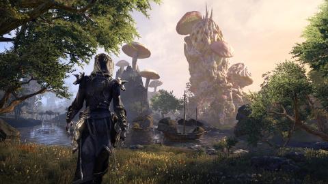 The Elder Scrolls Online : Morrowind - Un retour nostalgique très attendu