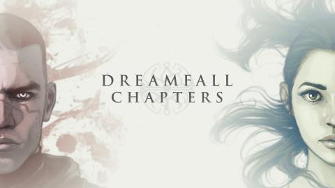 Jaquette de Dreamfall Chapters : A la découverte de Marcuria
