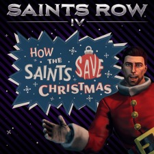 Saints Row IV - How the Saints Save Christmas sur PS3