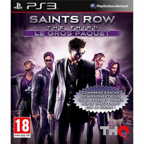 Saints Row : The Third - Le Gros Paquet sur PS3