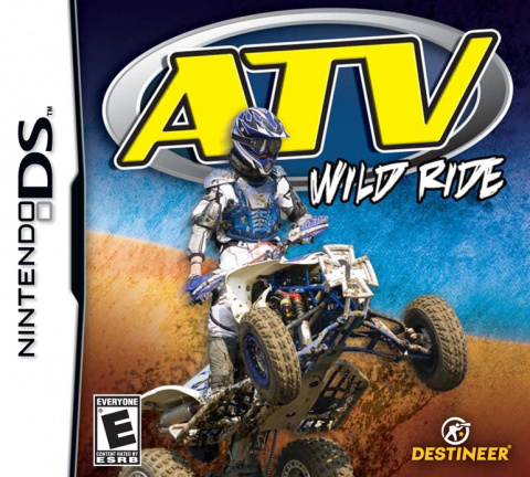 ATV Wild Ride sur DS
