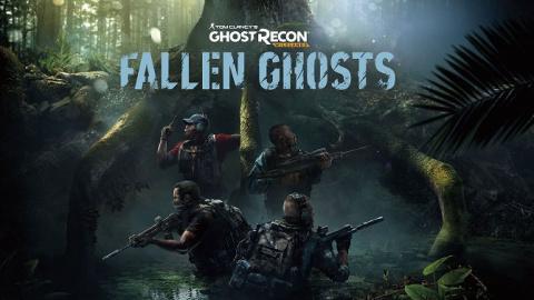 Ghost Recon Wildlands : Fallen Ghosts sur PS4