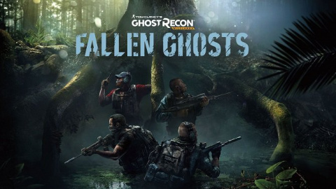 Ghost Recon Wildlands : Fallen Ghosts