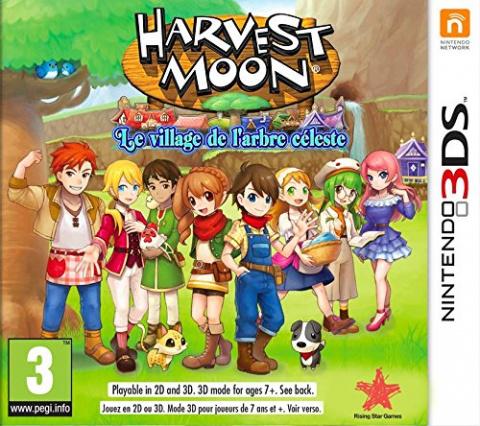 Harvest Moon : Le Village de l'Arbre Céleste sur 3DS