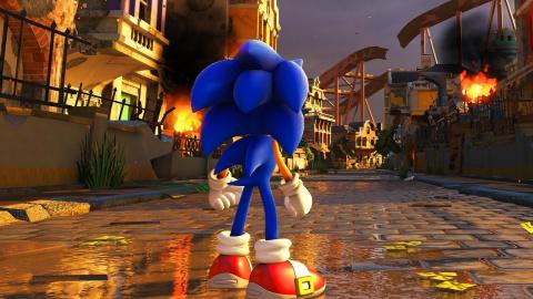 Jaquette de Sonic Forces : Du gameplay pour le héros personnalisable