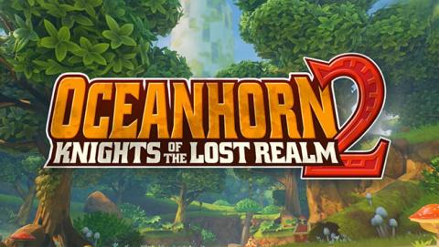 Jaquette de Oceanhorn 2 : premier coup d'oeil sur le jeu