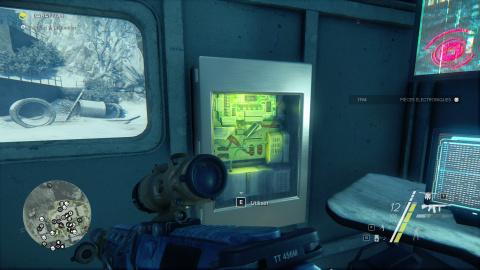 Mission 6 : L'abattoir