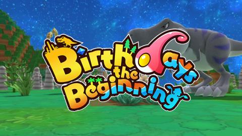 Jaquette de Birthdays The Beginning : vous êtes le créateur tout puissant de ce jeu