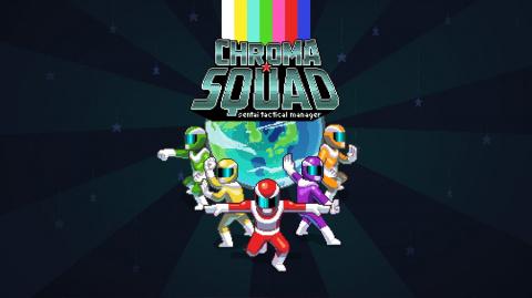Jaquette de Chroma Squad est désormais disponible sur iOS et Android