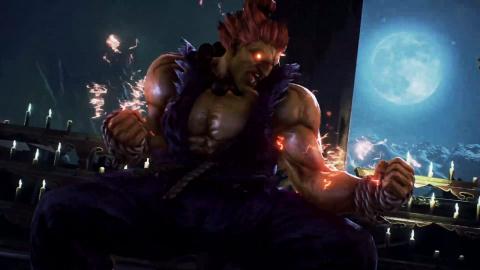 Jaquette de Tekken 7 : Akuma met une raclée à Devil Jin