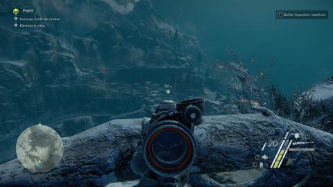 Mission 1 : Pont