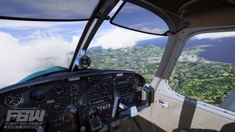 Flight Sim World est désormais disponible en accès anticipé