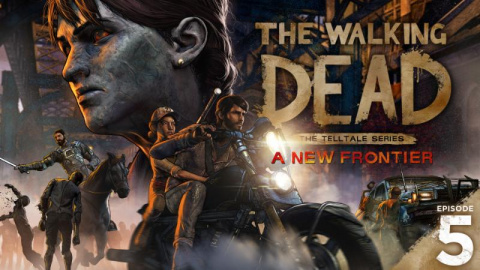 The Walking Dead : A New Frontier : Episode 5 : From The Gallows