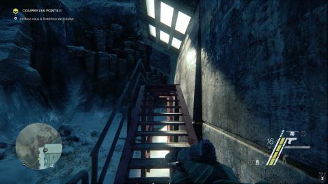 Mission 3 : Couper les ponts 2
