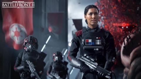 Jaquette de Star Wars Battlefront II : Les développeurs nous parlent d'Iden Versio, héroïne du mode campagne