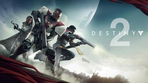 Jaquette de Destiny 2 : premier aperçu sur PS4 Pro et PC